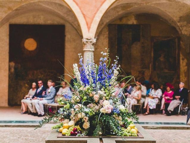 Il matrimonio di David e Kerri a Dozza, Bologna 60