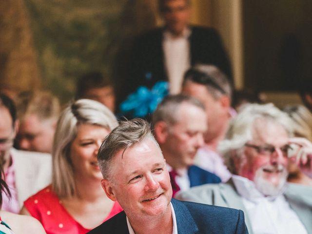 Il matrimonio di David e Kerri a Dozza, Bologna 64