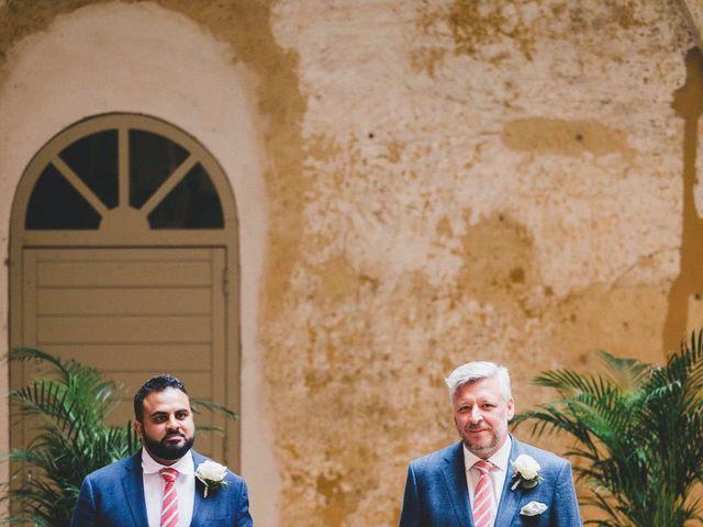 Il matrimonio di David e Kerri a Dozza, Bologna 66