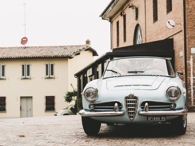 Il matrimonio di David e Kerri a Dozza, Bologna 67