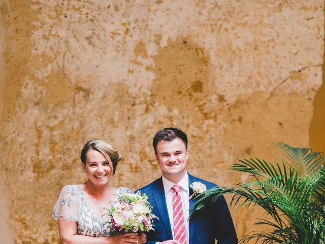 Il matrimonio di David e Kerri a Dozza, Bologna 74