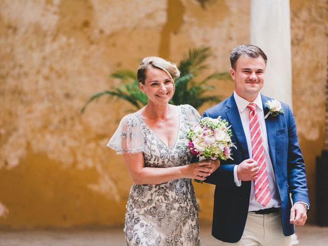 Il matrimonio di David e Kerri a Dozza, Bologna 75