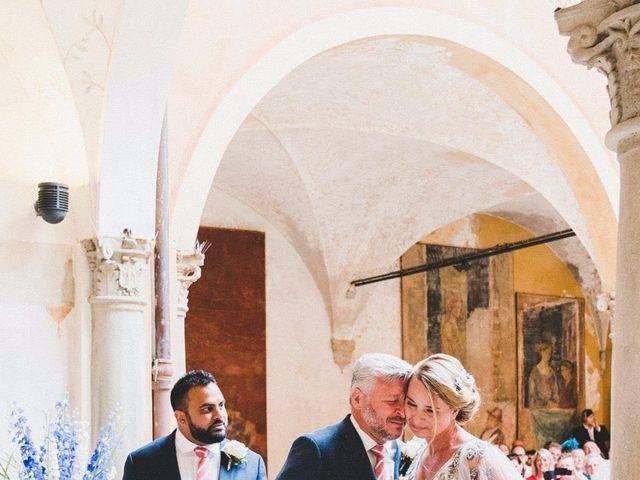Il matrimonio di David e Kerri a Dozza, Bologna 76
