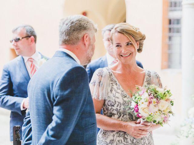 Il matrimonio di David e Kerri a Dozza, Bologna 78