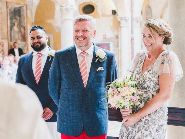 Il matrimonio di David e Kerri a Dozza, Bologna 85
