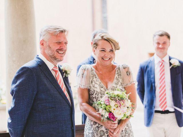 Il matrimonio di David e Kerri a Dozza, Bologna 86