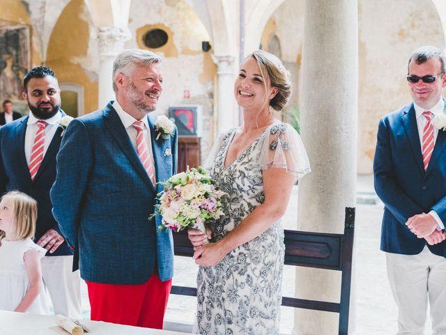 Il matrimonio di David e Kerri a Dozza, Bologna 87