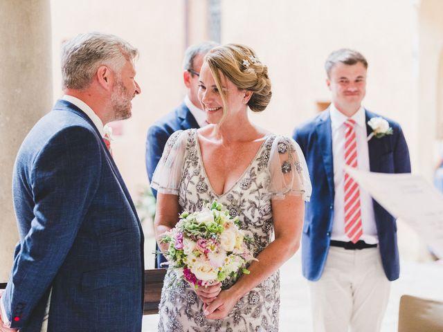 Il matrimonio di David e Kerri a Dozza, Bologna 88