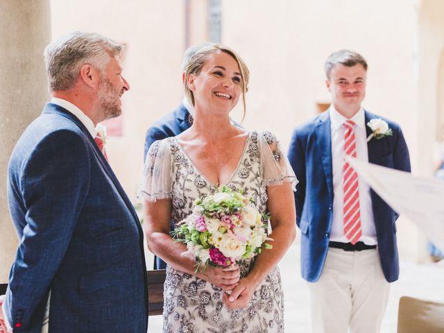 Il matrimonio di David e Kerri a Dozza, Bologna 89