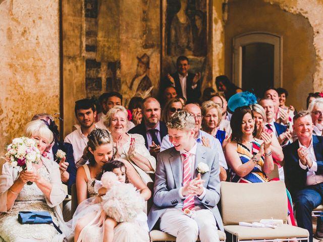 Il matrimonio di David e Kerri a Dozza, Bologna 90