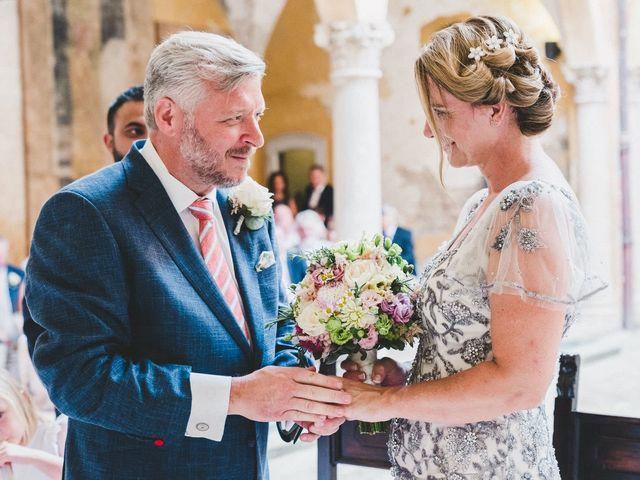 Il matrimonio di David e Kerri a Dozza, Bologna 91