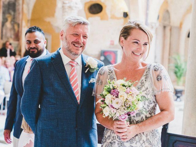 Il matrimonio di David e Kerri a Dozza, Bologna 92