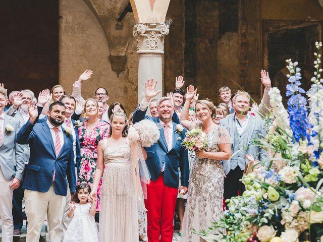 Il matrimonio di David e Kerri a Dozza, Bologna 94