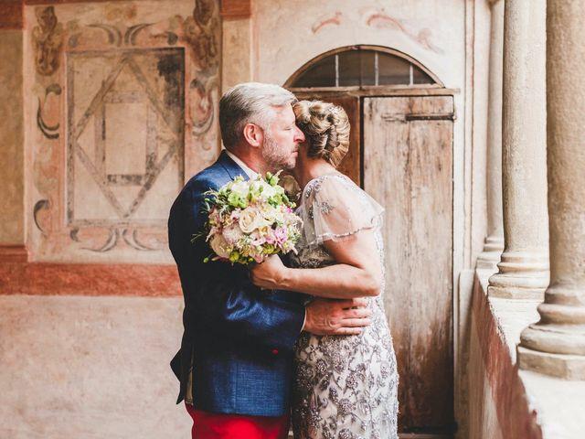 Il matrimonio di David e Kerri a Dozza, Bologna 98