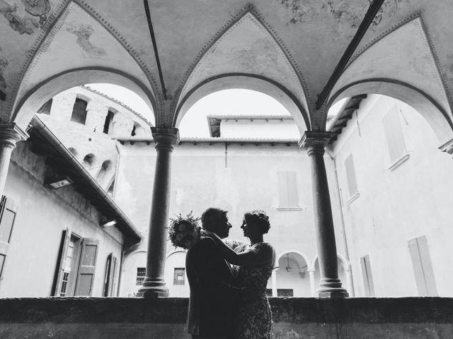Il matrimonio di David e Kerri a Dozza, Bologna 99