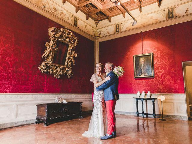 Il matrimonio di David e Kerri a Dozza, Bologna 102
