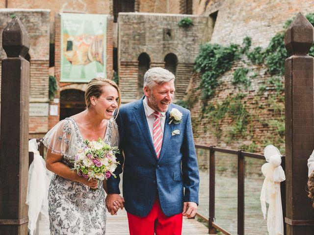 Il matrimonio di David e Kerri a Dozza, Bologna 106