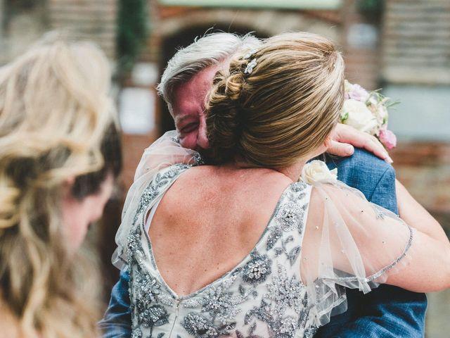 Il matrimonio di David e Kerri a Dozza, Bologna 107