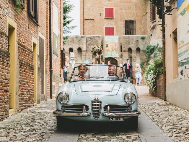 Il matrimonio di David e Kerri a Dozza, Bologna 108