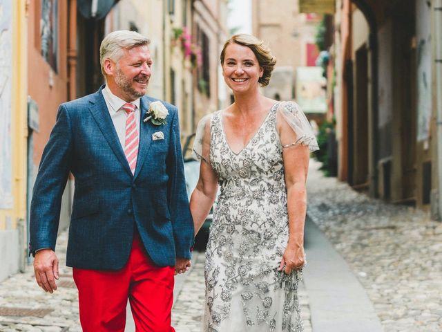 Il matrimonio di David e Kerri a Dozza, Bologna 110
