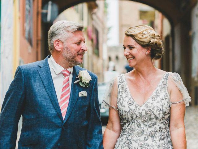 Il matrimonio di David e Kerri a Dozza, Bologna 111
