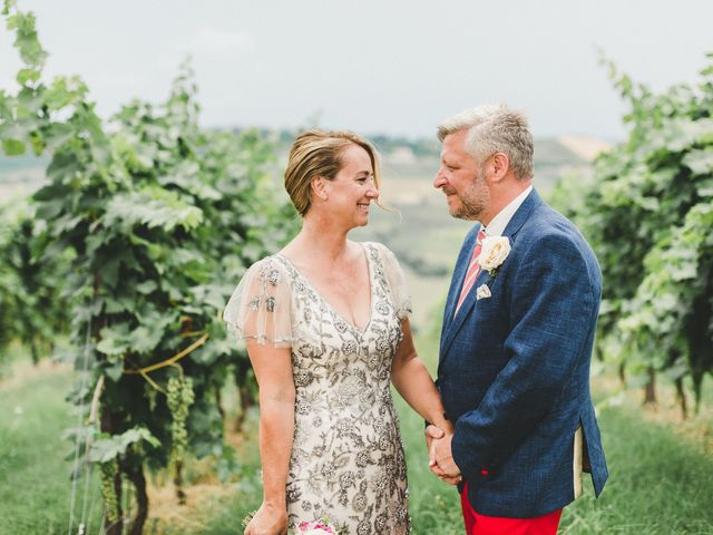 Il matrimonio di David e Kerri a Dozza, Bologna 116