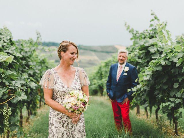 Il matrimonio di David e Kerri a Dozza, Bologna 117