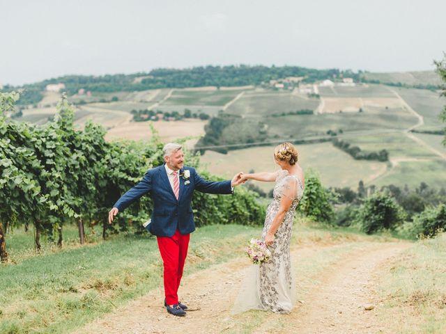 Il matrimonio di David e Kerri a Dozza, Bologna 120