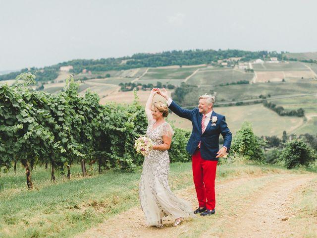 Il matrimonio di David e Kerri a Dozza, Bologna 121
