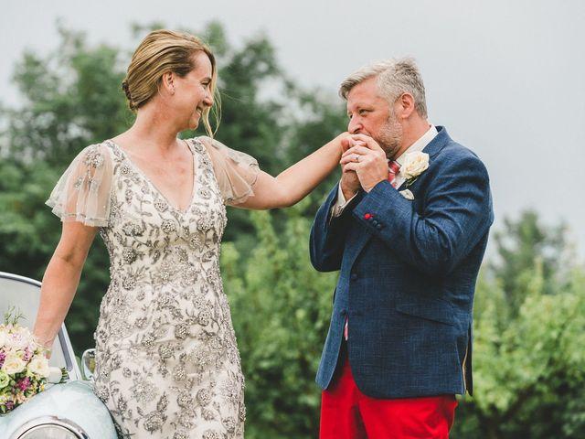 Il matrimonio di David e Kerri a Dozza, Bologna 122