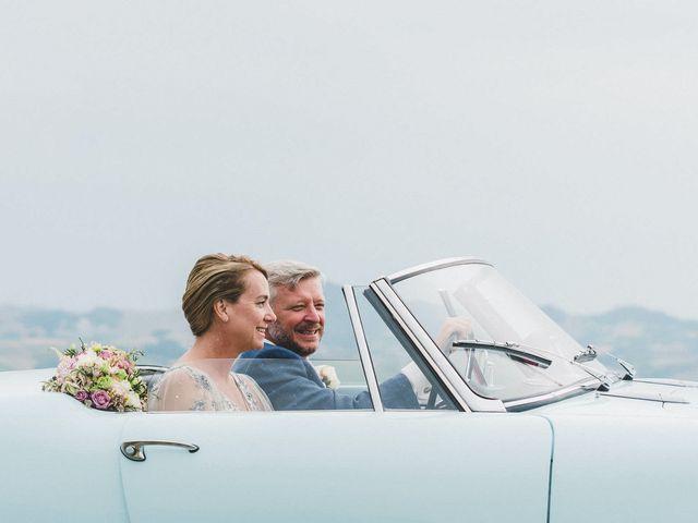 Il matrimonio di David e Kerri a Dozza, Bologna 132