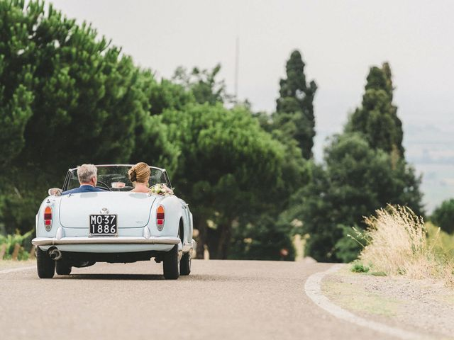 Il matrimonio di David e Kerri a Dozza, Bologna 133