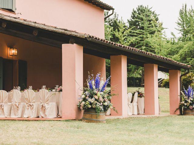 Il matrimonio di David e Kerri a Dozza, Bologna 142