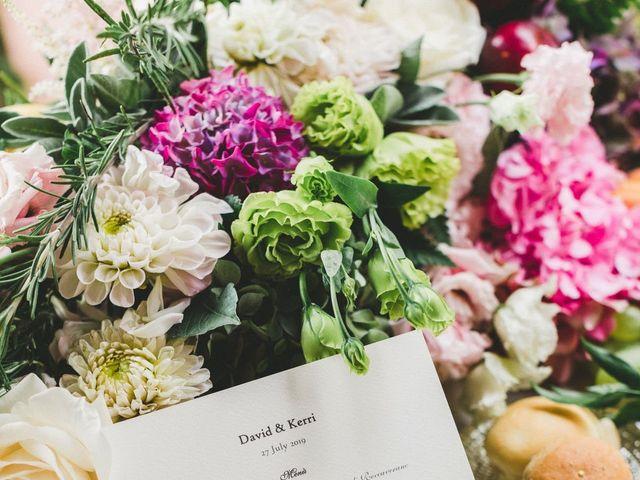 Il matrimonio di David e Kerri a Dozza, Bologna 158