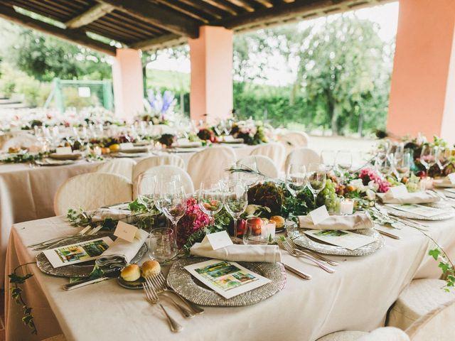 Il matrimonio di David e Kerri a Dozza, Bologna 161