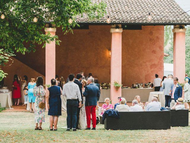Il matrimonio di David e Kerri a Dozza, Bologna 166