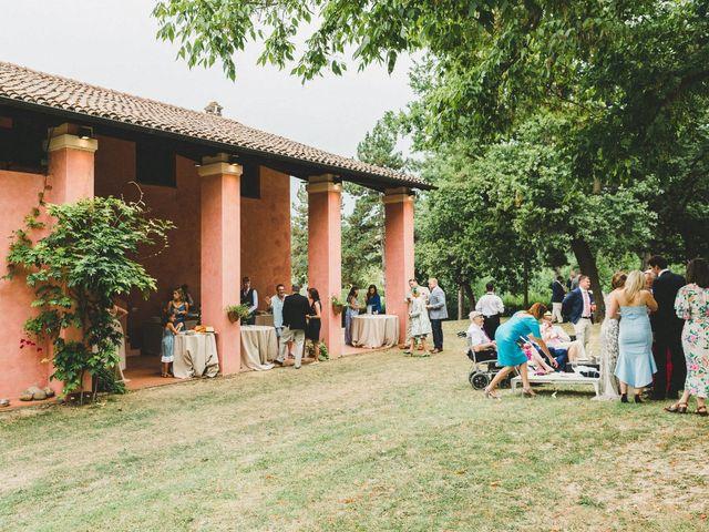 Il matrimonio di David e Kerri a Dozza, Bologna 167