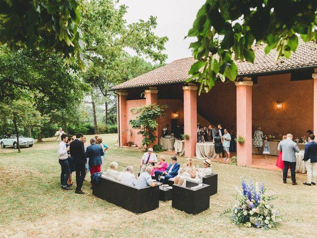 Il matrimonio di David e Kerri a Dozza, Bologna 168