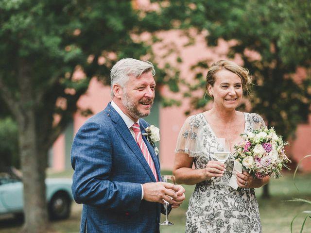 Il matrimonio di David e Kerri a Dozza, Bologna 170
