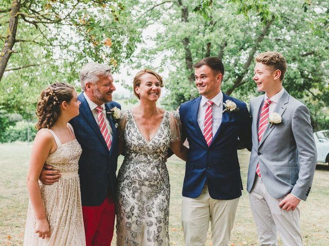 Il matrimonio di David e Kerri a Dozza, Bologna 175