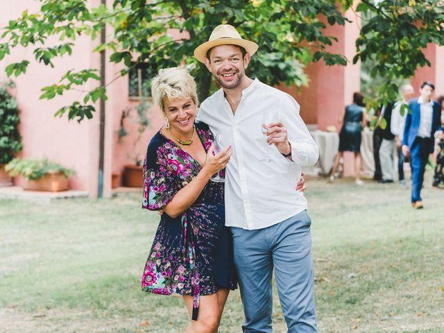 Il matrimonio di David e Kerri a Dozza, Bologna 177