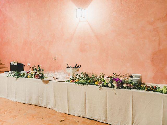 Il matrimonio di David e Kerri a Dozza, Bologna 185