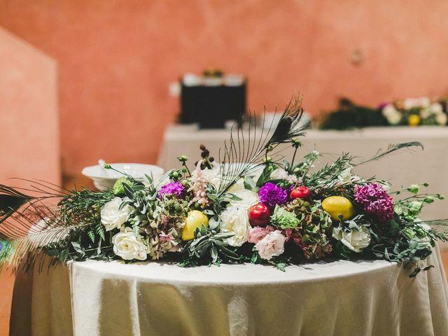 Il matrimonio di David e Kerri a Dozza, Bologna 186
