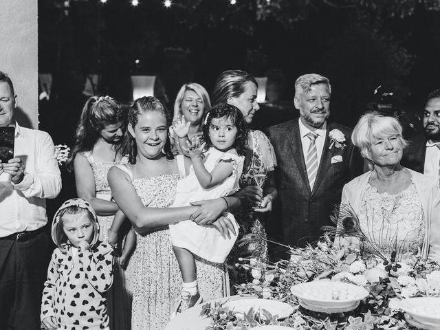 Il matrimonio di David e Kerri a Dozza, Bologna 194