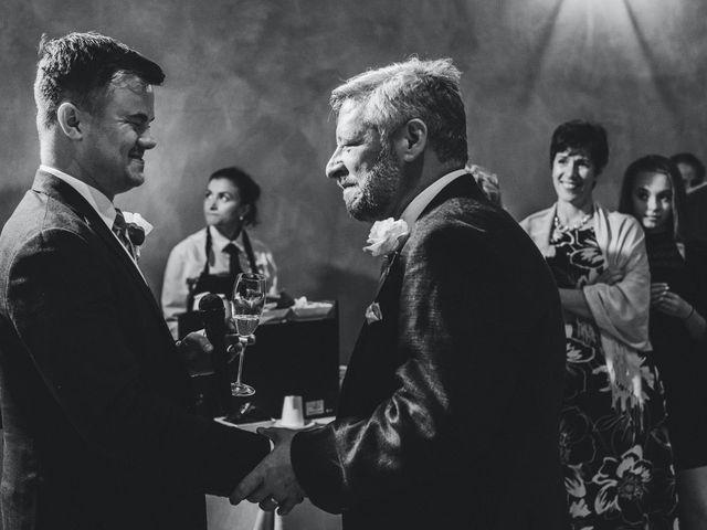 Il matrimonio di David e Kerri a Dozza, Bologna 198