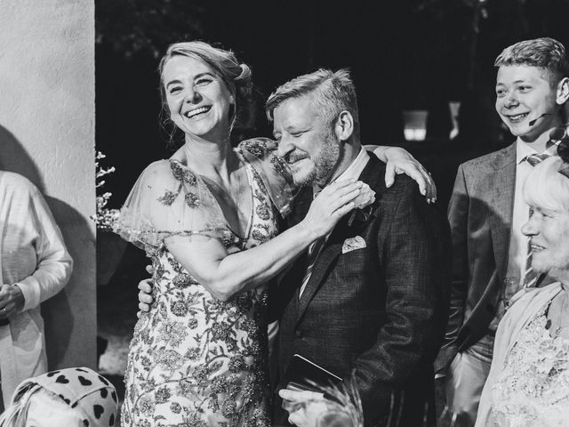 Il matrimonio di David e Kerri a Dozza, Bologna 203