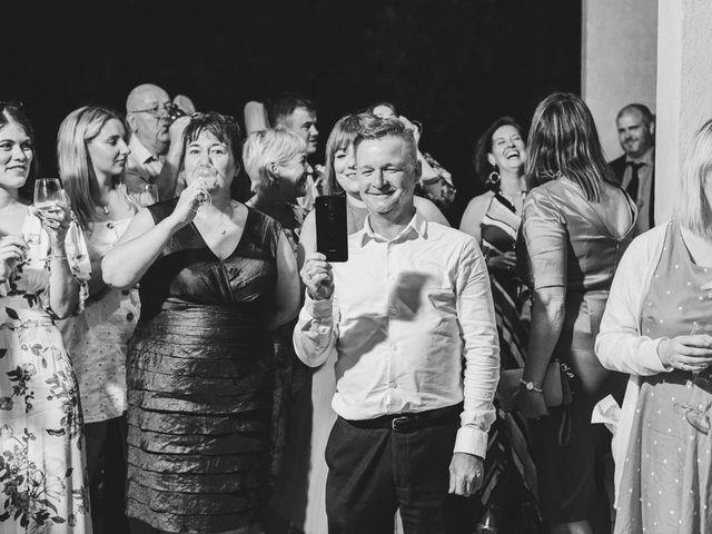 Il matrimonio di David e Kerri a Dozza, Bologna 208