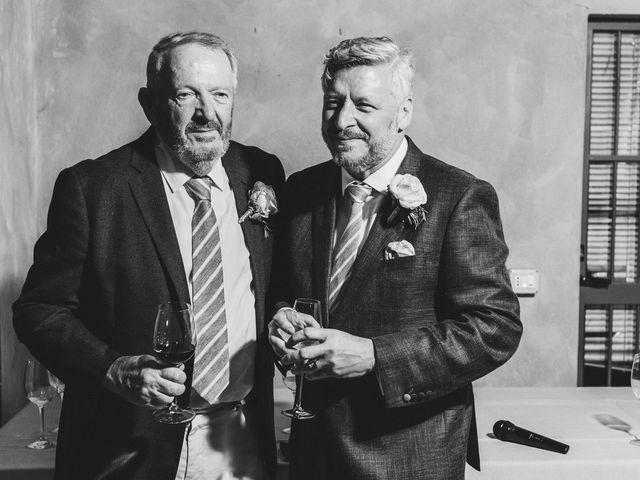 Il matrimonio di David e Kerri a Dozza, Bologna 211