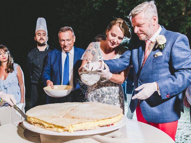 Il matrimonio di David e Kerri a Dozza, Bologna 212