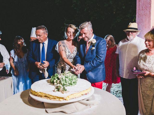 Il matrimonio di David e Kerri a Dozza, Bologna 215